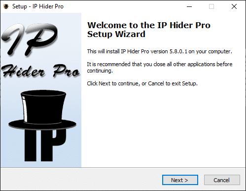 IP Hider Pro - IP Adresi Değiştirme Programının Kurulumu