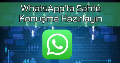 WhatsAppta-sahte-konuşma-hazırlayın