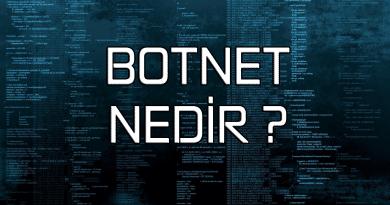 Botnet Nedir