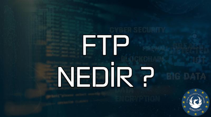 FTP Nedir