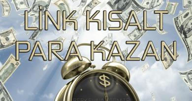 Link Kısalt Para Kazan